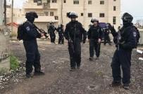 BASEL - İsrail Askerleri 36 Filistinliyi Gözaltına Aldı