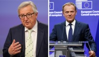 AVRUPA KOMISYONU - Juncker ve Tusk'tan Hollanda'ya destek