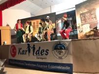 KITAP FUARı - Karayazı'da Kardeş Projesi Hayata Geçirildi