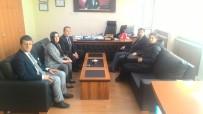 SONER KIRLI - Kaymakam Kırlı'dan Hastane Ziyareti