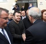EMEKLİ ÖĞRETMEN - Kılıçdaroğlu'ndan Çağlar Çorumlu'ya taziye ziyareti