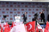 DEMİRYOLU PROJESİ - 'Millet Oynanmak İstenen Kirli Oyunu Görüyor'
