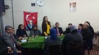 YÖRÜKLER - Milletvekili Hürriyet, 'Hayır' Kampanyası İçin Mahalle Turunda