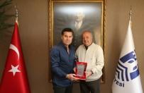 AVRUPA KOMISYONU - Milta Marina'dan Başkan Kocadon'a Teşekkür Plaketi