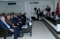 VERGİ BORCU - MTSO'da KGF Tanıtım Toplantısı Yapıldı