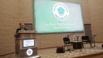 AHMET TEKIN - NEÜ'de 14 Mart Tıp Bayramı'nda Mazlumlara Karşı Duyarsız Kalan Dünya Eleştirildi