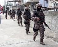 DÖNER BIÇAĞI - Nevruz Öncesi Adana Polisinden Dev Operasyon