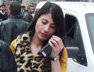 Operasyona katılan kadın polisler ilgi odağı oldu