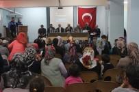 TOPLUM DESTEKLI POLISLIK - Osmaniye Emniyet Müdürlüğünden Mahallelerde Huzur Toplantısı