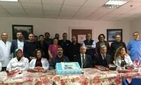 HASTANE YÖNETİMİ - Özel Adıyaman Park Hospital Hastanesinde Tıp Bayramı Kutlandı