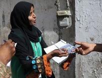 NÜFUS SAYIMI - Pakistan'da 19 yıl aradan sonra ilk nüfus sayımı başladı