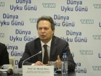 DERYA KARADENİZ - Prof. Dr. Derya Karadeniz Açıklaması 'Uyku Hastalıkların Belirtileri Sadece Geceye Özgü Değildir'