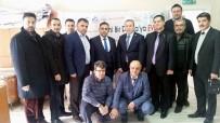 KENDIRLI - Sağlık-Der Genel Başkanı Kırşehir'i Ziyaret Etti.