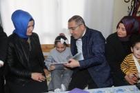 YÜREĞIR BELEDIYE BAŞKANı - Seher'in Okuma Azmine Başkan Çelikcan Desteği