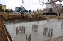 SOKAK ÇOCUĞU - Seydişehir Adil Camisinin Temeli Atıldı