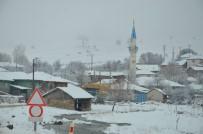 İLKBAHAR - Seyitgazi'nin Yüksek Yerlerinde Kartpostallık Kış Görüntüleri
