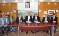 BELEDIYE İŞ - Silifke Belediyesi İle Belediye-İş Sendikası Arasında Toplu İş Sözleşmesi İmzalandı