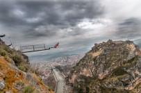 KOÇAK - Sinop'ta 135 Metreden Nefes Kesen Atlayış