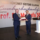 BIRINCI DÜNYA SAVAŞı - TBMM Anayasa Komisyon Başkanı Mustafa Şentop Açıklaması