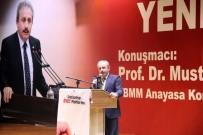 MUSTAFA ŞENTOP - TBMM Anayasa Komisyon Başkanı Şentop Açıklaması 'Aslında Bu Sistem 50 Yıllık Bir Proje''