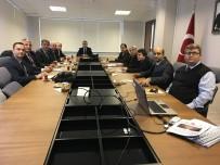 MAHMUT ŞAHIN - Tekirdağ'a Lojistik Merkez Kuruluyor
