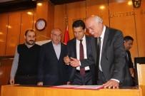 HALK BANKASı - Türkiye Rekoru Promosyon Anlaşması İskenderun Belediyesi'nden