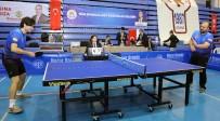 İSMAİL HAKKI ERTAŞ - Usta Raketler Adana'da Kapıştı