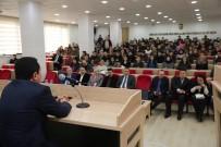 Vali Balkanlıoğlu, Ünye'de 'Kamu Yöneticiliği Kariyeri' Etkinliğine Katıldı