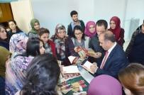 DAYAK - Yazar Ormanoğlu Şanlıurfa'da Okurlarıyla Buluştu