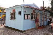 Yiğitler Muhtarlık Binasına Belediye Eli Değdi