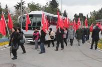 EDIRNEKAPı - 16 Mart Şehitleri Edirnekapı'da Anıldı