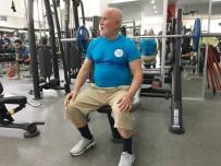RUHI YıLMAZ - 70'Lik Dede Vücut Geliştirme Şampiyonası'na Hazırlanıyor