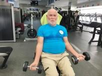 RUHI YıLMAZ - 70'Lik Dede Vücut Geliştirme Şampiyonasına Hazırlanıyor