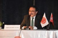 BELGESEL - Abdulhamit Avşar, Genç İletişimcilerle Buluştu