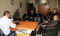 RASIM ARSLAN - AK Parti'den İHA'ya Ziyaret