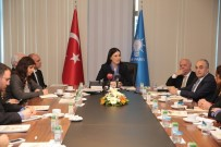 YOL HARITASı - AK Parti'li Karaaslan Açıklaması 'Tüm İllerde 'Şehrim 2023' Projesi Başlatacağız'