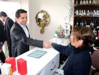 SU BASKINI - AK Parti Mezitli'de Referandum Çalışmaları Hızlandı