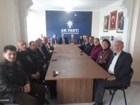 HALUK PEKŞEN - AK Parti Milletvekili Balta Referandum Gezilerini Arsin'de Sürdürüyor