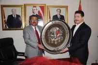 MEHMET TOPÇU - AK Parti Ve MHP'li Başkanlardan 'Tek Yumruğuz' Mesajı