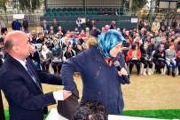 ÇEKİLİŞ - Akdeniz Belediyesi'ne 6 Ay Çalışacak 420 Kişi Kurayla Belirlendi