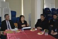 SİGORTA PRİMİ - Alaplı'da 'Çalışma Hayatında Milli Seferberlik 'Toplantısı Gerçekleştirildi