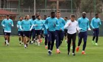 BURSASPOR - Aytemiz Alanyaspor, Bursaspor Maçı Hazırlıklarını Sürdürdü