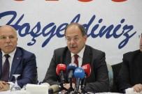 RECEP AKDAĞ - Bakan Akdağ Açıklaması 'Oy Kullanacak Hastalar İçin Özel Hat Kurulacak'