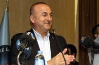 KLASIK MÜZIK - Bakan Çavuşoğlu'na Üniversite Öğrencilerinden Büyük Sürpriz