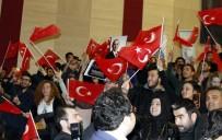DIŞ POLİTİKA - Bakan Çavuşoğlu'na Üniversitede Büyük Sürpriz
