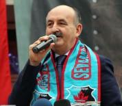 KAPATMA DAVASI - Bakan Müezzinoğlu Açıklaması 'Adında 'Halk' Olan Parti Halkla Yürüyemiyor'