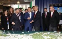 İSTİKLAL CADDESİ - Bakan Özhaseki, Beyoğlu Standını Ziyaret Etti