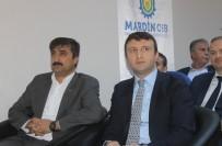 Bakan Yardımcısı Yegin Mardin'de