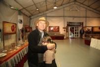 KARTAL BELEDİYE BAŞKANI - Başkan Altınok Öz, Çanakkale Savaş Malzemeleri Müzesi'ni Ziyaret Etti