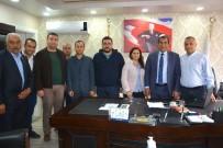 CEYLANPINAR - Başkan Atilla'dan Sağlık Çalışanlarına Ziyaret